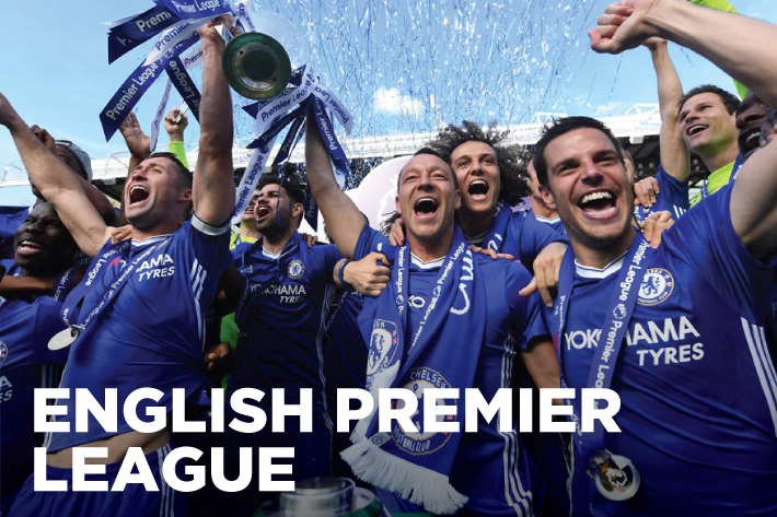 English Premier League 2017-18