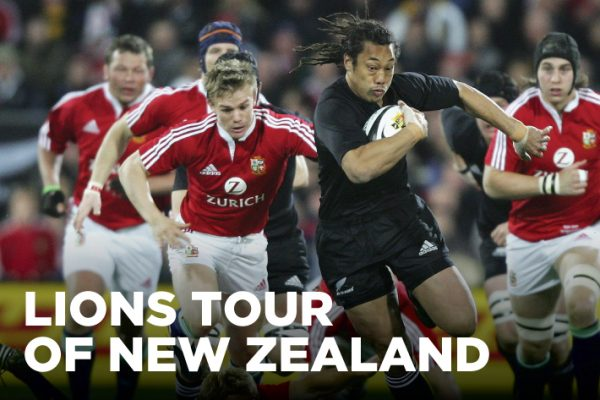 Lions Tour of New Zealand