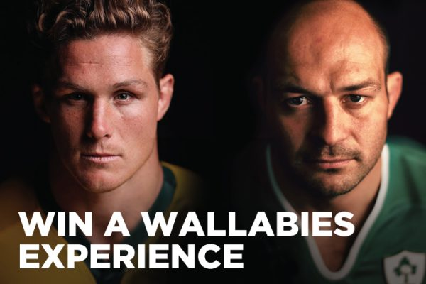 CHANCE TO WIN A WALLABIES EXPERIENCE