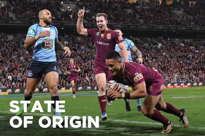 State of Origin 2021