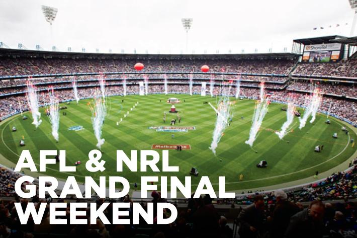 Grand Final Weekend
