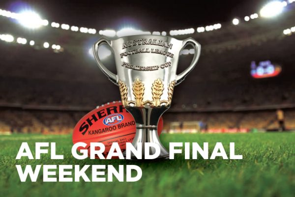 AFL Grand Final Weekend